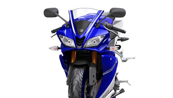 Headlam Yamaha R125 2017