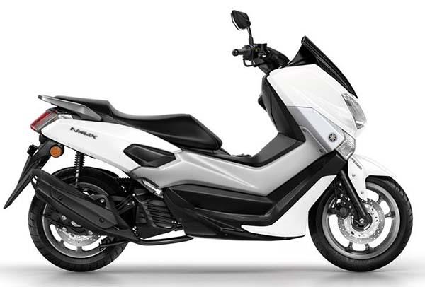 Yamaha NMax Model 2017 Putih