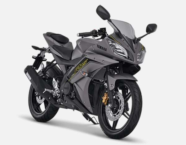 Yamaha R15 v2 yang sekarang