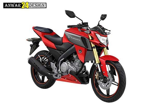 Yamaha Vixion 2017 ala MT-125