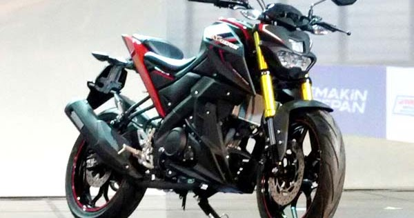 Yamaha Xabre pakai shockbreaker USD