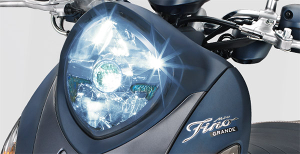 Headlamp LED Fino Grande