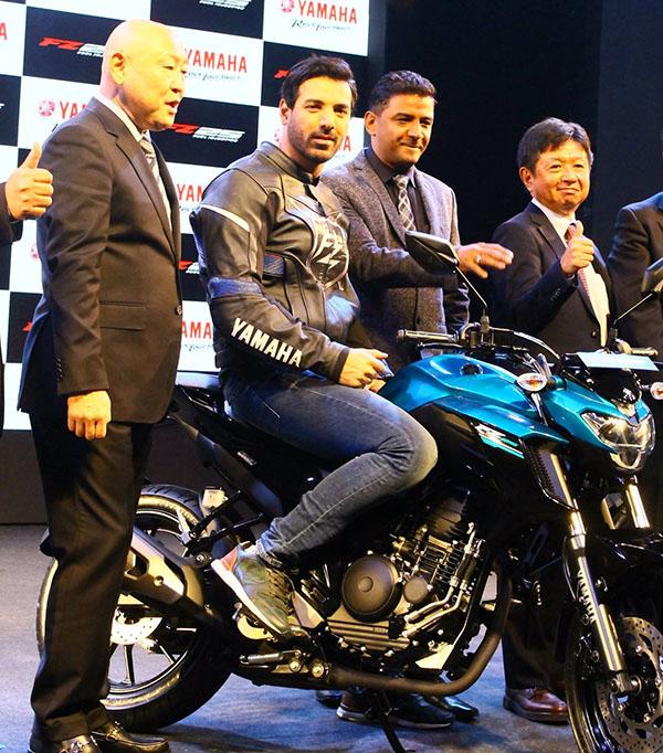 Yamaha FZ250 diperkenalkan