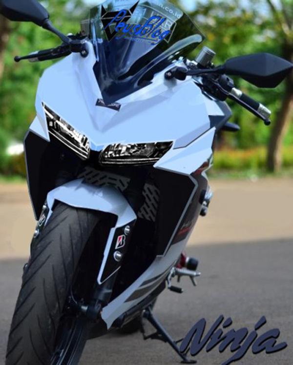 Ninja 250 4 Silinder