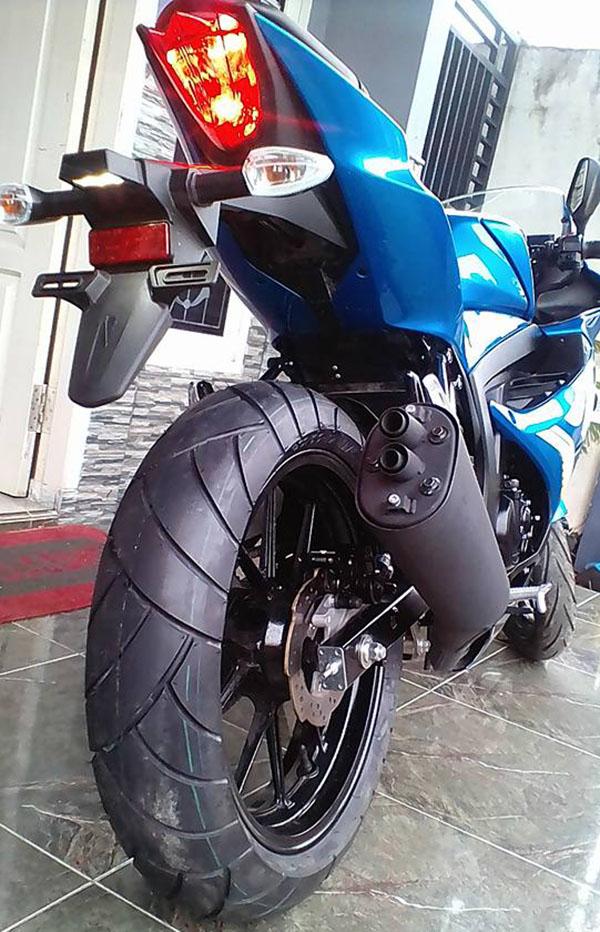 Spakbor belakang Suzuki GSX-R150