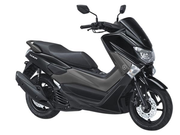 Yamaha NMax model year 2017 warna hitam