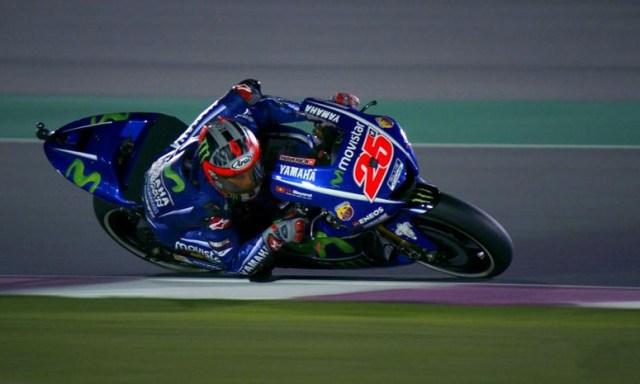 Hasil FP3 MotoGP Qatar, Vinales terkencang