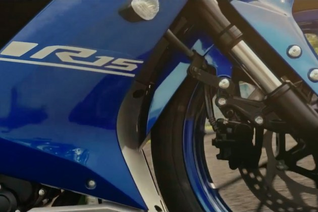Iklan TVC All New R15 Up-side Down