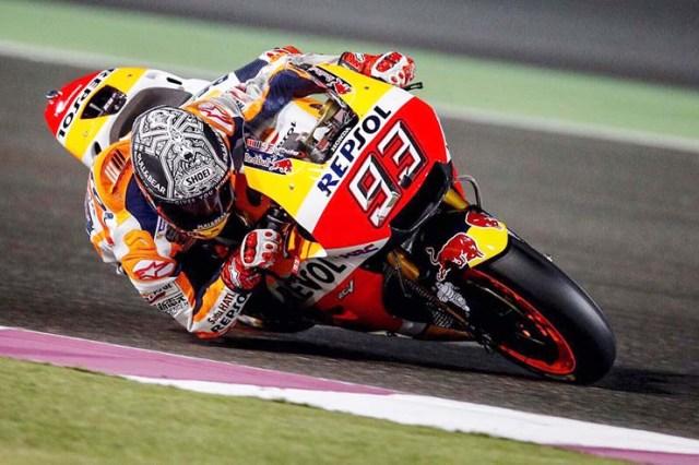 MotoGP Qatar 2017, Marc Marquez