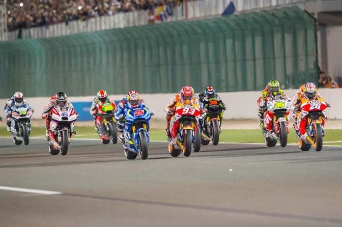 Jadwal Race MotoGP Argentina 2017