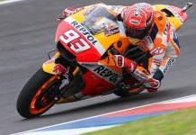 Marc Marquez Pole Posistion di MotoGP Argentina 2017