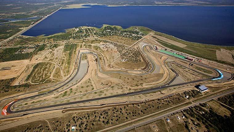 MotoGP Argentina, Sirkuit Termas de Rio Hondo