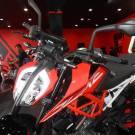 KTM Duke 390 2017 Indonesia