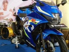 Suzuki GSX-R150 Blue