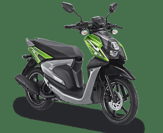 Yamaha X-Ride 125 Explorer Green