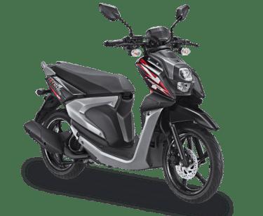 Yamaha X-Ride 125 Tough Black
