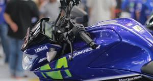 Yamaha Vixion R Livery MotoGP Movistar