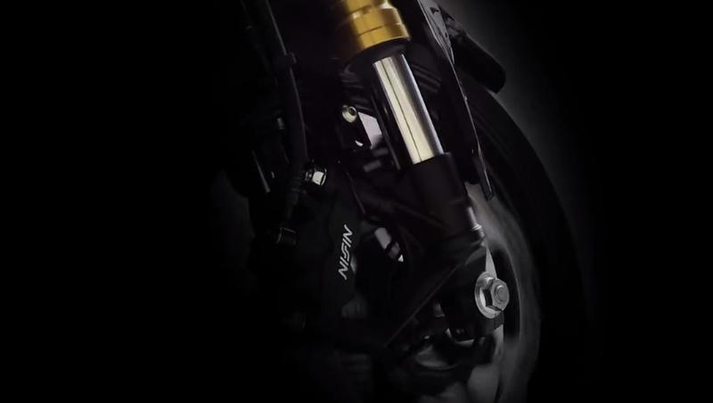 Shock Up-Side Down (USD) Honda CB150R Exmotion