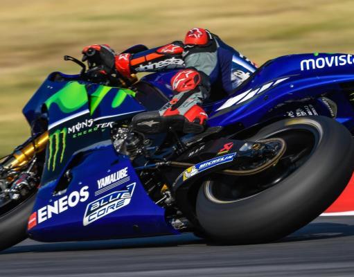 Starting Grid MotoGP Misano 2017, Vinales Pole Position