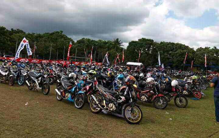 Jambore Nasional Satria Club Indonesia 2017