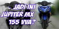 Inikah Yamaha Jupiter MX King 155