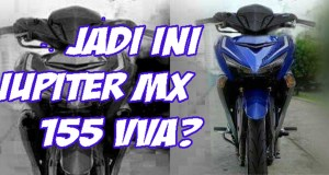 Inikah Yamaha Jupiter MX King 155