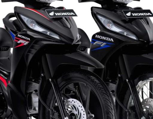 Perbedaan Honda Revo X dan Revo Fit