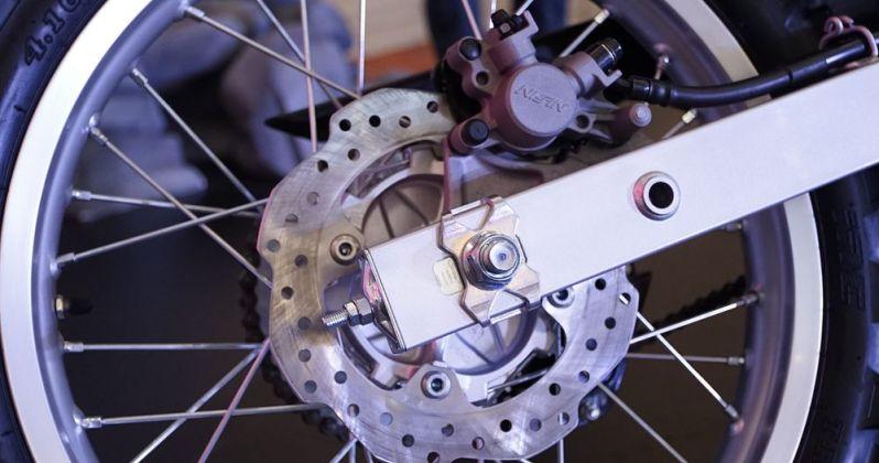 Roda Belakang Honda CRF150L