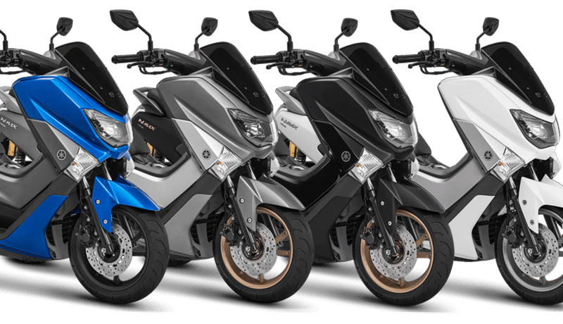 Pilihan Warna Yamaha Nmax 155