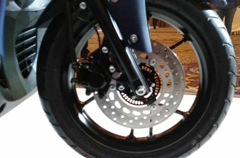 Ukuran Ban Yamaha Lexi 125