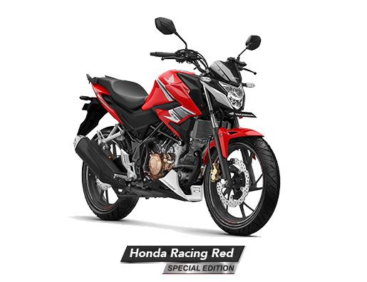 New CB150R 2018 SE warna Racing Red