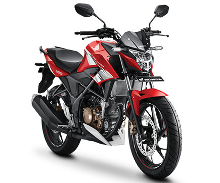 Warna CB150R 2018 Special Edition - Racing Red