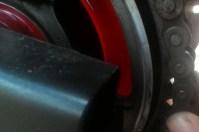 Penyebab Rantai CB150R berisik dan cepat kendor