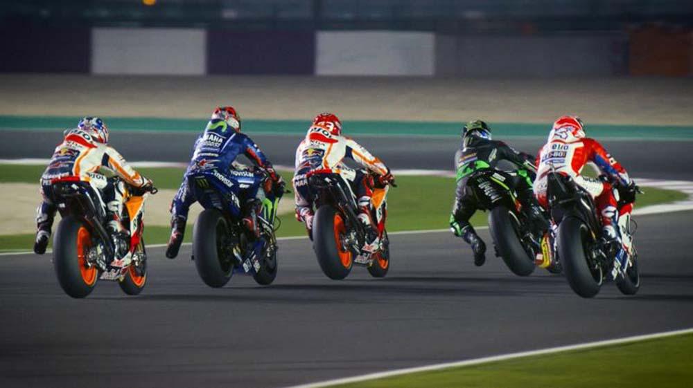 Rekor MotoGP Qatar, Lorenzo paling bersinar