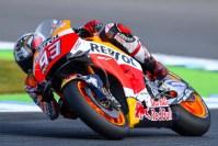 Marc Marquez di MotoGP Argentina tahun lalu