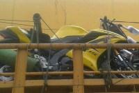 Warna Yamaha R15 baru 2018 kuning