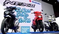 Perbedaan 5 Varian Suzuki NEX II