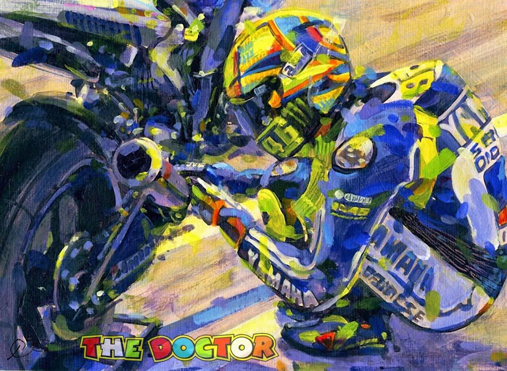 The Doctor Valentino Rossi