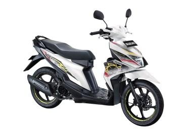 Warna Suzuki NEX II Fancy Dynamic Brilliant White