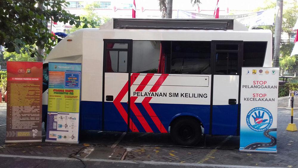 Bus SIM Keliling