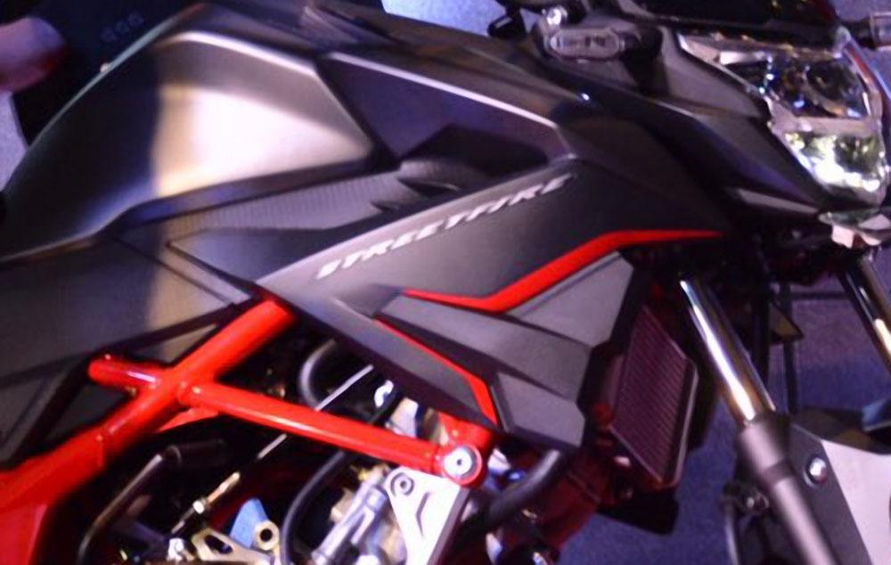 Desain Shroud CB150R facelift baru