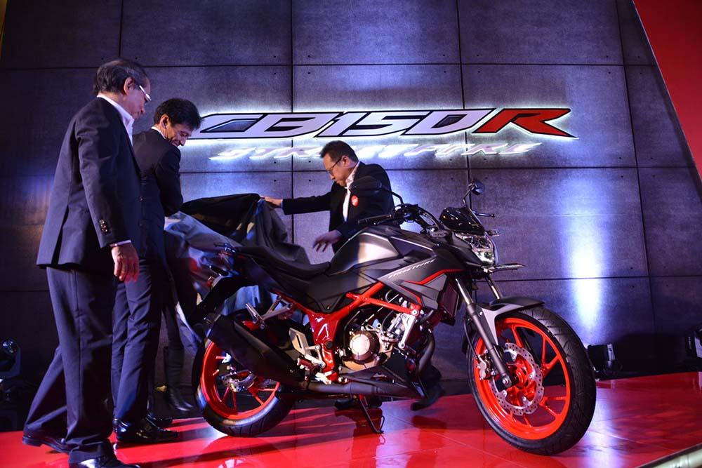 Honda CB150R Facelift 2018