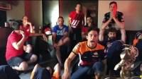Marquez ngambuk Spanyol kalah