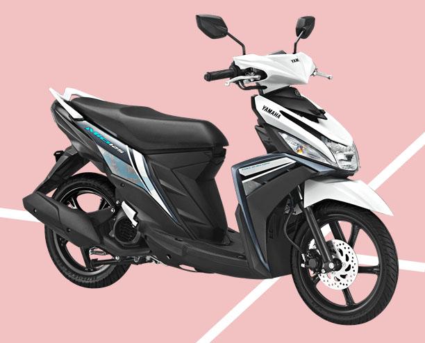 Motor Irit Mio dari Yamaha