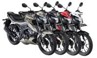 Pilihan Warna Suzuki GSX 150 Bandit