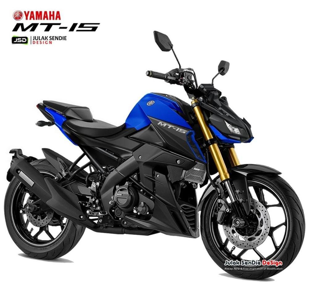 Yamaha MT15 Julak Sendie