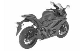 Paten Design Yamaha R25 2019 sisi kanan