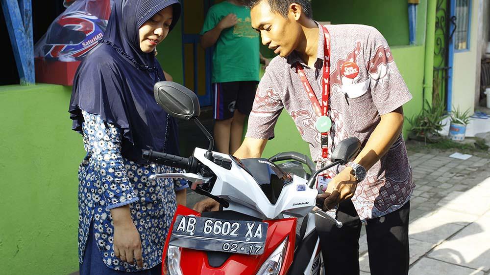 Product Knowledge kepada konsumen Motor Honda