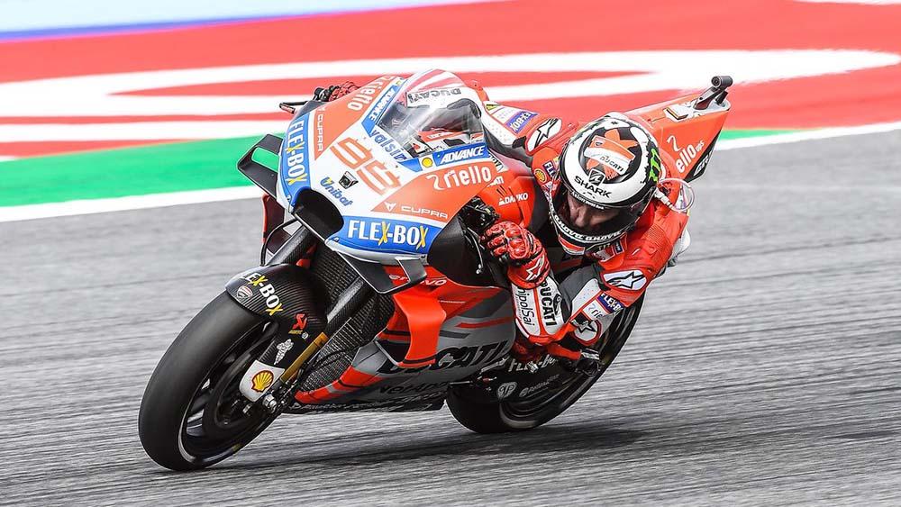 Starting Grid MotoGP Misano Italia 2018, Lorenzo Pole Position