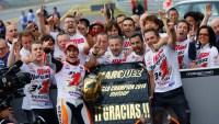 Marquez juara MotoGP